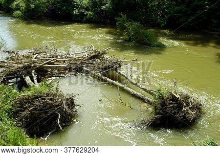 Flood, A Destructive Natural Phenomenon