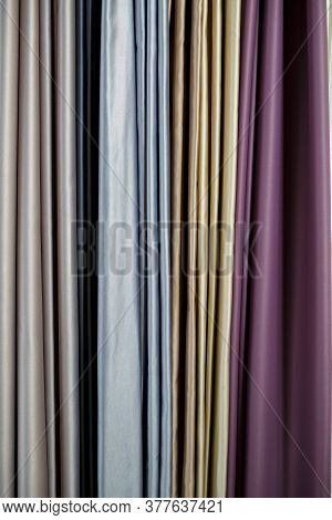 Window Curtain, Large Selection Of Curtain Fabrics, Textile Store