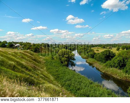 River View Overlooking Kharkiv, Donets Fortress, Ukraine
