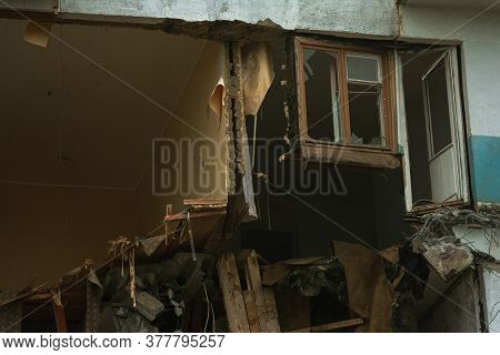 Demolition Of A Building Recognized As Emergency Housing
