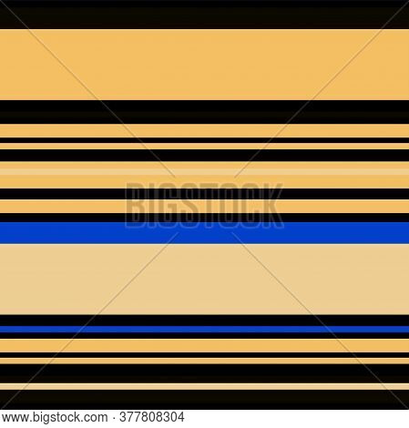 Sailor Stripes Seamless Pattern. Business Suit Horizontal Lines. Male, Female, Childrens Summer, Spr