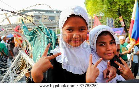 Muslim Peace talk