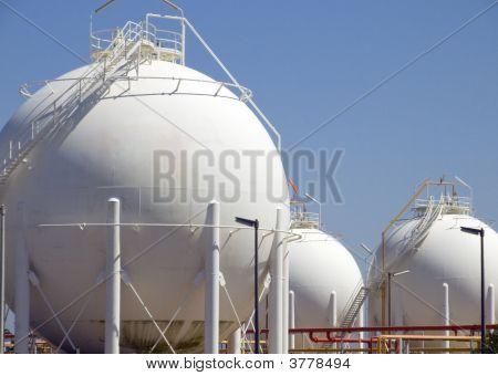Big Round Container