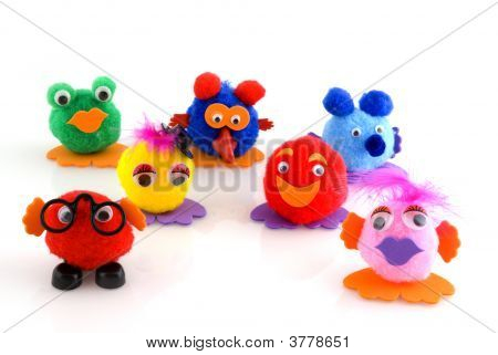 Selfmade Puppets
