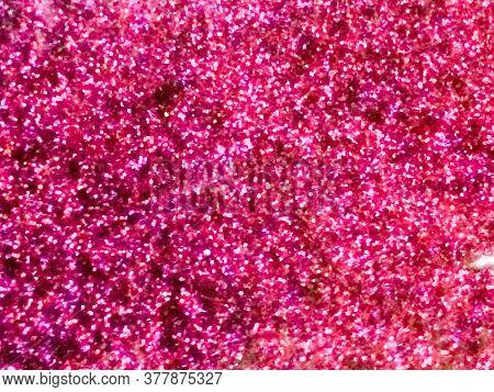 Soft Pink Textile Fabric Plush Close Up Background Element