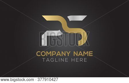 Initial Ps Letter Logo With Creative Modern Business Typography Vector Template. Creative Letter Ps