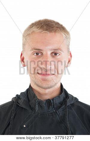 Smirking Man