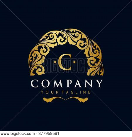 Best Gold Logos Ornaments Luxury For Your Company Exclusive Business