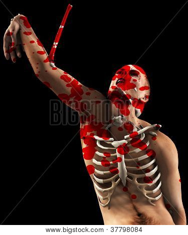 Terrible Body Injury