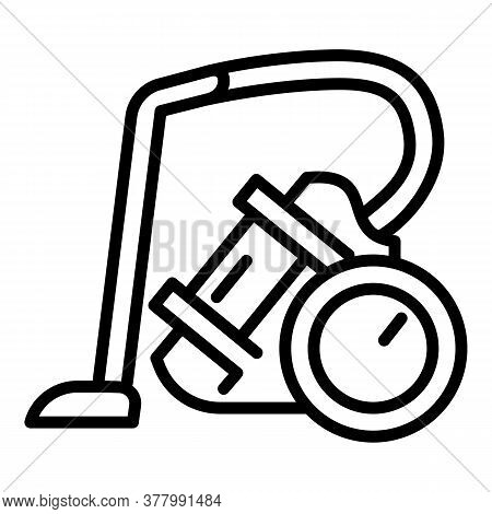 Turbo Vacuum Cleaner Icon. Outline Turbo Vacuum Cleaner Vector Icon For Web Design Isolated On White