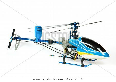 Radio Controlled Helicopter Model Carnopy