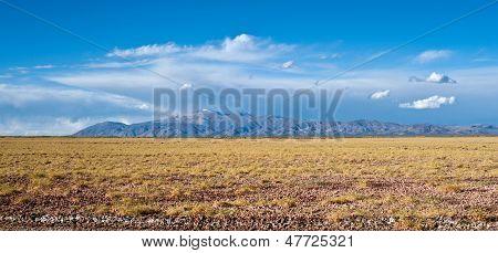 Northwest Argentina - Salinas Grandes Desert Landscape