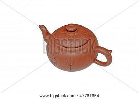 Chinese Yixing Teapots