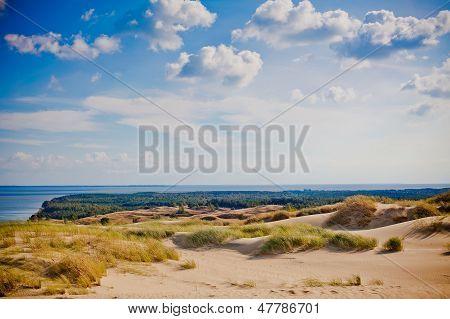 Grey Dunes - Lithuania