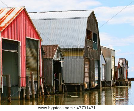 Boat Houses - 2