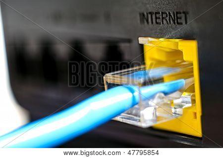 Socket For Internet Connection