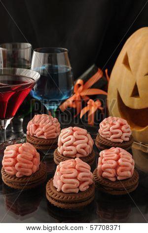 Cookies For Halloween