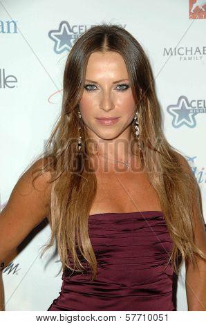 Edyta Sliwinska  at the 9th Annual Celebrity Catwalk Fashion Show. Highlands Club, Hollywood, CA. 08-27-09