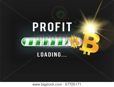 Loading Bitcoin Profit