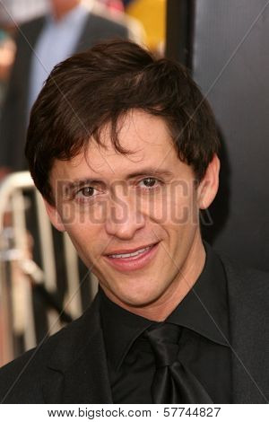 Clifton Collins Jr at the Los Angeles Premiere of 'Star Trek'. Grauman's Chinese Theatre, Hollywood, CA. 04-30-09