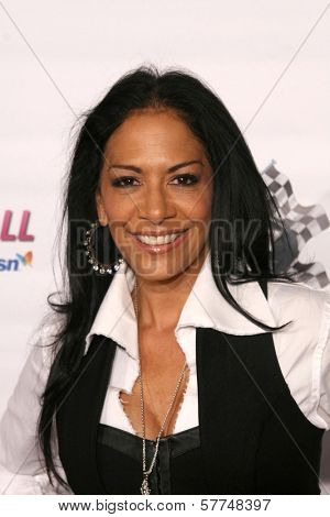 Sheila E at the Rally For Kids With Cancer 'The Winner's Circle' Gala Dinner. Private Location, Beverly Hills, CA. 05-02-09