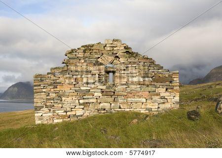 Remains Of Viking Church