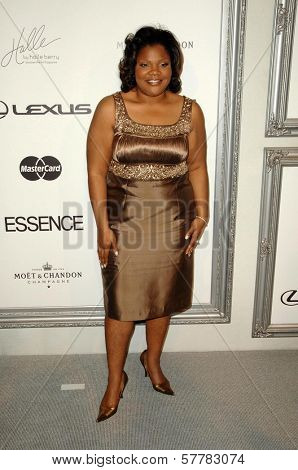 Mo'Nique at the 2nd Annual Essence Black Women in Hollywood Awards Luncheon. Beverly Hills Hotel, Beverly Hills, CA. 02-19-09