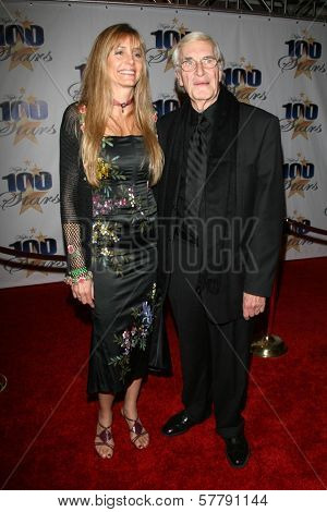 Martin Landau  at the 19th Annual Night Of 100 Stars Gala. Beverly Hills Hotel, Beverly Hills, CA. 02-22-09