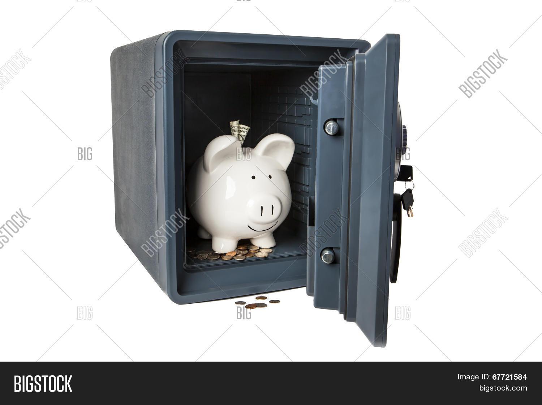 safe sound image photo bigstock. Black Bedroom Furniture Sets. Home Design Ideas