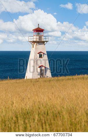 Cape Tryon Lighthouse, Prince Edward Island