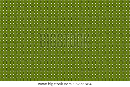 Green mesh background