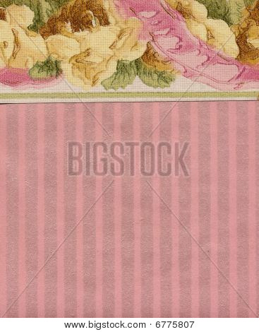 1920S Wall Paper Background Suitable for Many Applications.