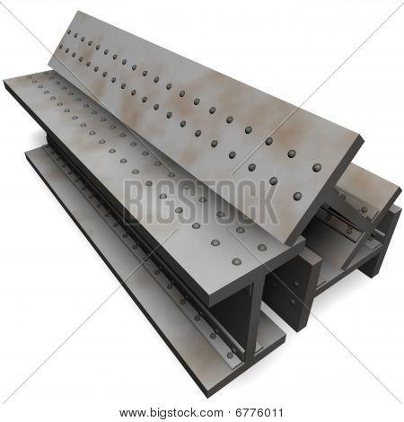 Heavy Industrial Girders