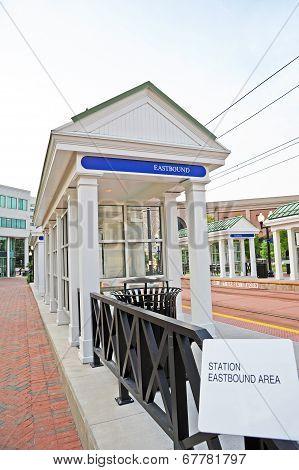 Cummuter Train Station