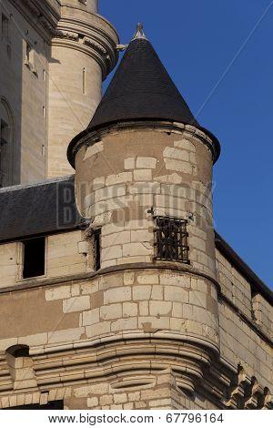 Vincennes Castle, Paris, Ile-de-france, France