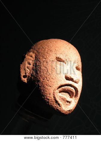 aztec sculture
