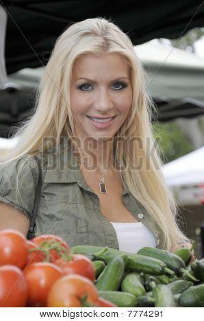 Food Market Morning