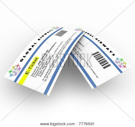 E-tickets For Air Travel