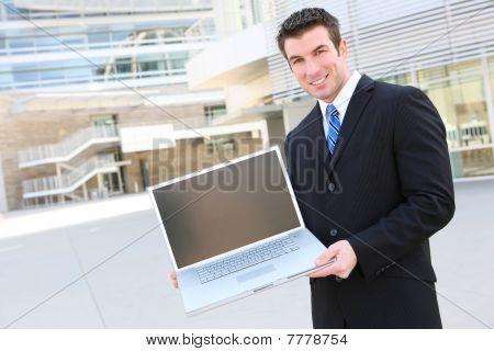 Handsoem Business Man