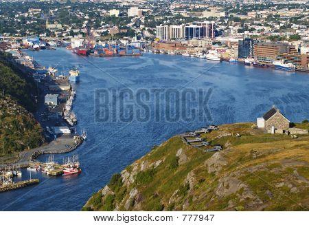St Johns Harbour
