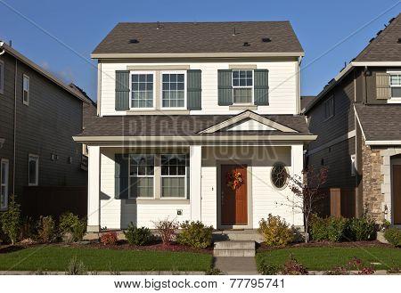New Home In Wilsonville Oregon.