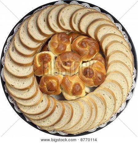 Bred Platter