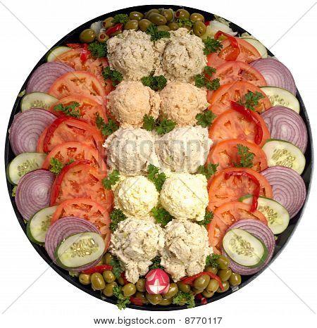 Assorted Salad Platter