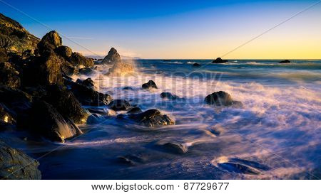 Muir Beach, Californinia