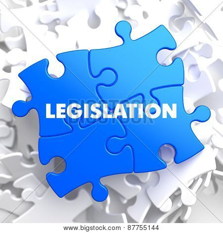 Legislation on Blue Puzzle.