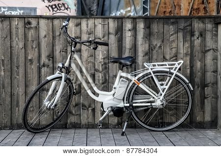 Fashion Electric Bicycle