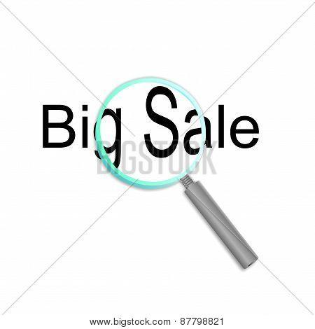 magnifier big sale