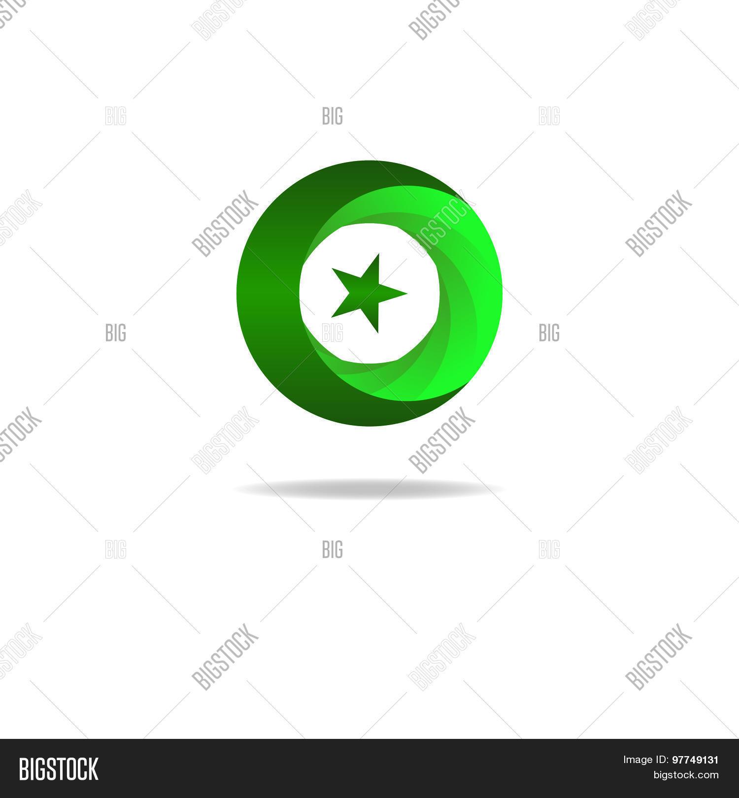 Islam Symbol Star Vector Photo Free Trial Bigstock