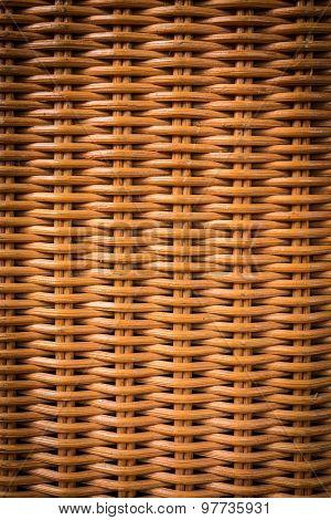 Rattan Basketry Pattern  Background 3
