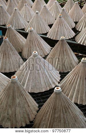 Asia Thailand Chiang Umbrella